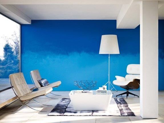 Aprenda a fazer efeito degrad na sua parede e arrase na sua decora o varej o das tintas - 4 murs arras ...