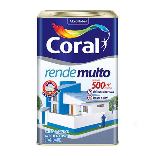 RENDE MUITO CORAL - Varejão das Tintas 92db26327df