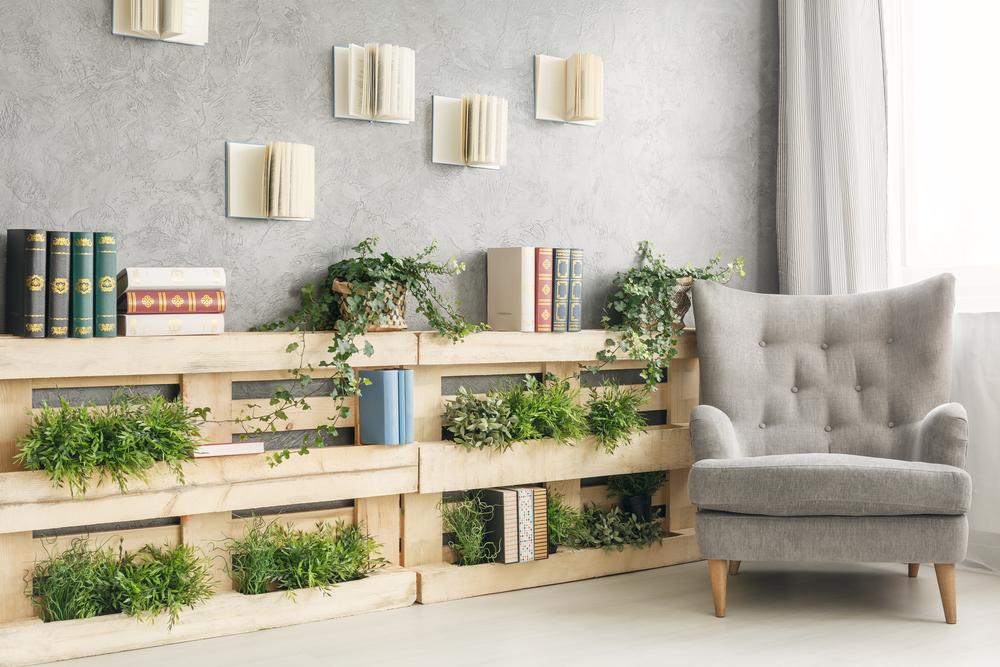 Resultado de imagem para decoração com plantas 2018